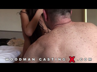 Woodman Casting - Молоденькая на кастинге